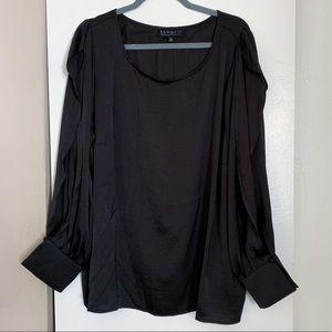 🍂 New! Eloquii Split Sleeve Blouse